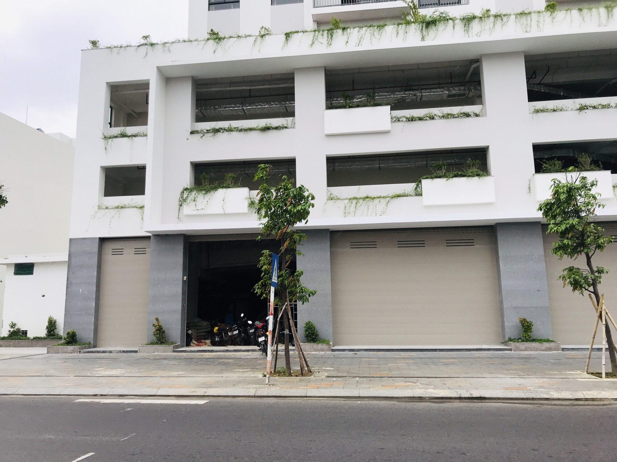 Cho thuê Shophouse 70m2 CT4 VCN Phước Hải Nha Trang giá mùa dịch