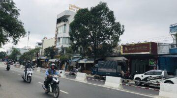 Cho thuê mặt bằng 250m2 đường Lê Hồng Phong Nha Trang