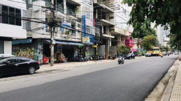 Cho thuê mặt bằng 80m2 đường Nguyễn Thiện Thuật Nha Trang giá rẻ 20tr/tháng