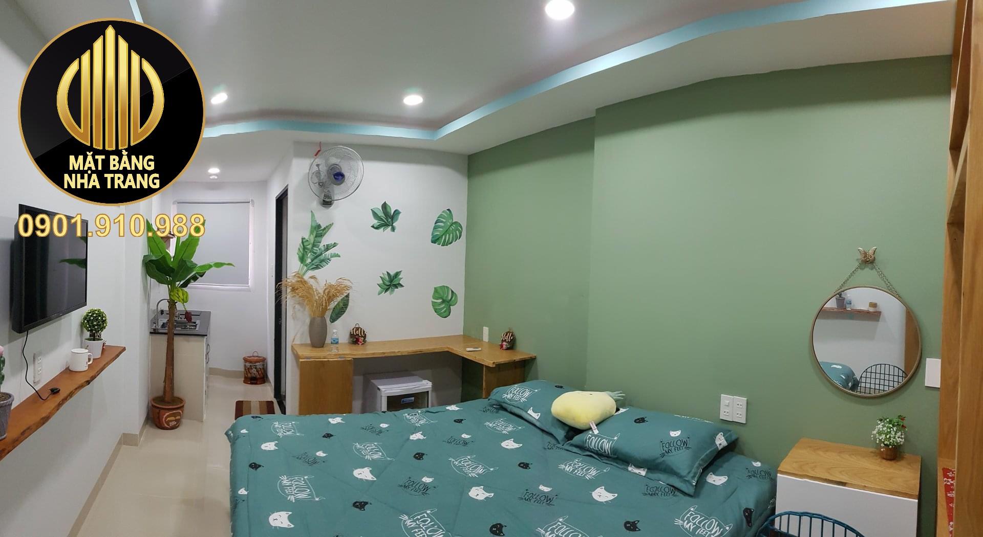 Cho thuê nhà nguyên căn đường Nguyễn Thiện Thuật thuận tiện làm Homestay hoặc khách sạn mini